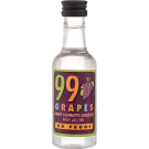99 Grapes | Grape Schnapps Liqueur  NV / 50 ml.