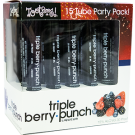 Tooters triple berry*punch  NV / 25 ml. tube 15 Tube Party Pack
